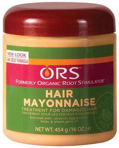 Acondicionador profundo ORS™ Hair Mayonnaise 450g- Si tu pelo está químicamente tratado con Alisado/ permanente y es muy quebradizo, y estás sufriendo caída (algo muy normal en esta época del año) esta es tu mascarilla!