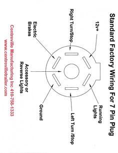 trailer wiring diagram images trailer wiring