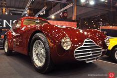 Alfa Romeo 6C Competizione Coupe - 1948