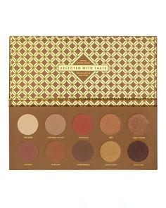 Caramel Melange Eyeshadow Palette by ZOEVA
