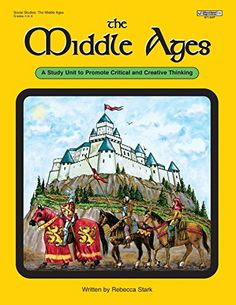 MIDDLE AGES : BOOK AND POSTER by Rebecca Stark great for clip art