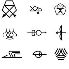 Soviet Logos