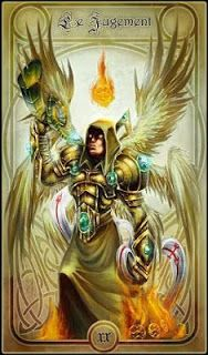 tarot carte du diable | à franchir pour accéder au coeur du temple du savoir