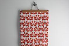 Half Metre - Hand Screen Printed Fabric - Belbird