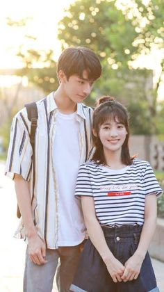 put your head on my shoulder - Lin Yi and Fair Xing