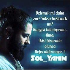 ask, özlemek, and turkce söz