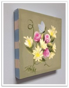How to One Stroke Paint with Donna Dewberry
