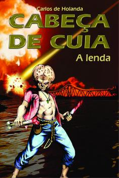 Capa da revista HQ - com ilustração de Herbert Veras e artes de Neide Holanda e Carlos Holanda