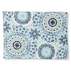 8 Total - Threshold™ Cool Medallion Placemat : Target