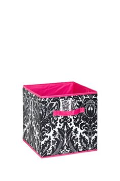 Awesome Take A Look At This Black U0026 Pink Damask Four Compartment Trunk Organizer By  Isaac Mizrahi New York On #zulily Today! | Summer | Pinterest | Pink Damask  And ...