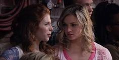 Jordan and Victoria in Lost and Found