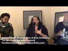 Khadijah Moon & Quinton Randall on The Blend w/ Brian Christopher