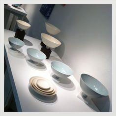 Sculptural Bowls Joanna Doyle Ceramics Sculpture Art, Bowls, Irish, Designers, Plates, Ceramics, Tableware, Interior, Kitchen