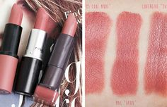 MAC Faux Dupe | Essence 'Cool Nude' & Covergirl 'Romance Romantique'
