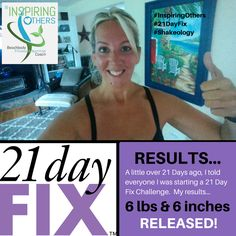 #21DayFix Real Results!