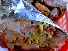 The 10 Best Burritos In NYC:  Though this city tops them all when it comes to bagels and pizza (shuddup Chicago), we admit our Mexican fare pales in comparison to some of the stuff available over on the West Coast. But don't be ashamed of your burritos, New Yorkers, as there are quite a few that manage to impress even the most stubborn of Mission-style purists.