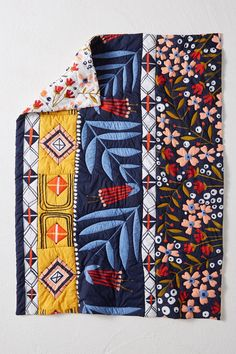 Shop the Geo Vine Toddler Quilt and more Anthropologie at Anthropologie today. Read customer reviews, discover product details and more.