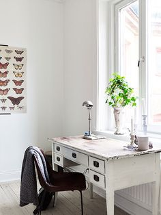 hello lovely studio: spare lovely {swedish apartment}