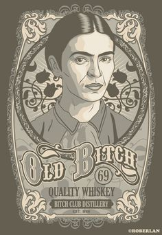 Old Bitch Whiskey