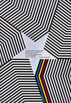 Flyer Goodness: Classic Italian Graphic Design by Franco Grignani