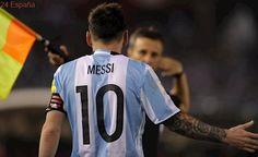 """El Barcelona, """"sorprendido e indignado"""" por la sanción a Messi"""