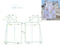 Шьем сами летнее платье для девочки. Обсуждение на LiveInternet - Российский Сервис Онлайн-Дневников