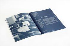 Geodezia brochure on Behance