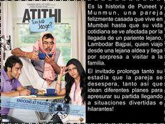 Cine Bollywood Colombia: ATITHI TUM KAB JAOGE