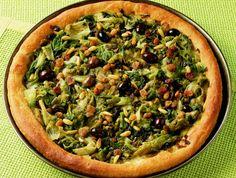 Pizza ai sapori del sud