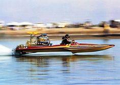 Drag boat Mr Ed BFH