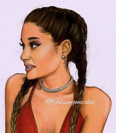 I don't like at all but here is @arianagrande ❤ pls tag her and follow my personal @felipegoca if u want