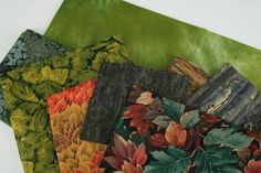 How to create a landscape quilt by Nancy Zieman and Natalie Sewell