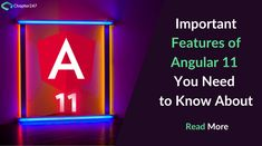 Check out the important things about all the new features of Angular 11. Update your knowledge about this new version of Angular with this amazing guide. Get the best Angular development services for your web development. Open Source Community, Guide Book, Software Development, Effort, Need To Know, Knowledge, Neon Signs, Learning
