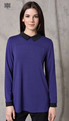 Long Shirt Tunic Shirt, Tunics, Trends, Long Sleeve, Sleeves, Shirts, Tops, Women, Fashion