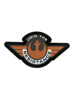 Star Wars Rebel Alliance Iron-On Patch | Hot Topic