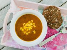 Jednoduché zdravé recepty pro děti a dospělé Ethnic Recipes, Soups, Food, Red Peppers, Essen, Soup, Meals, Yemek, Eten