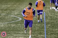 Mateo Musacchio   Second @Argentina training session @georgetownhoyas #TOCA #PLAYsimple #GiraPorEEUU @MateoMusacchio5