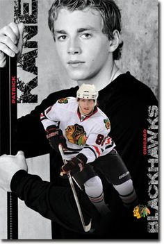 Patrick Kane | Patrick Kane Poster Chicago Blackhawks Nhl Hockey 8406 | eBay