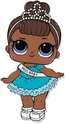 Miss Baby L.O.L doll