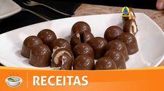Santa Receita | Aprenda a fazer deliciosos bombons trufados de maracujá ...