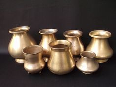 Lotas of India  Ancient Indian wisdom of storing water in brass vessels for healthy living is now proved to be a scientific fact. Extending the same habit, ancient Indians drank their water from brass pots. This culture was prevalent till the beginning of 20th century and that was when the stainless steel and plastic culture pushed out the use of brass as a medium of storing and drinking water. Modern world, enamoured by the comfort of stainless steel and the economic aspect of the plastic…