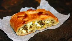 Finnish Recipes, Savoury Baking, Spanakopita, Cheesesteak, Hot Dog Buns, Food And Drink, Pie, Cooking Recipes, Bread