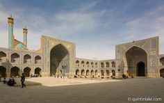 #ExpediaThePlanetD the next one would be Isfahan with its amazing mosques
