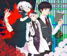 Back to Tokyo Ghoul. Kaneki, Kaneki and mysterious Sasaki. Liking Tokyo Ghoul: Re so far. Follow me on Facebook @ Facebook.com/Kentipede