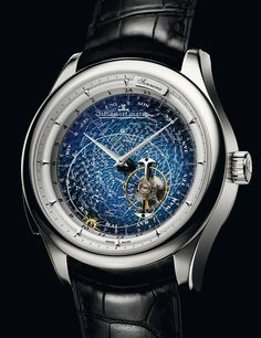 Jaeger-LeCoultre | Master Grande Tradition Grande | White Gold | Watch database watchtime.com