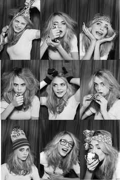 cara delevingne. she's actually my favorite