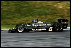 Ronnie Lotus 79 Austria 1978