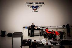 La escudería Haas se queda con Marussia