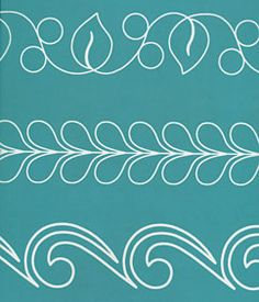 from ConnectingThreads. Quilting Stitch Patterns, Machine Quilting Patterns, Quilt Stitching, Patchwork Quilting, Quilt Patterns, Quilts, Quilting Stencils, Quilting Templates, Free Stencils