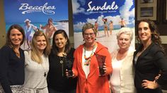 Destination Fun Travel received Sandals & Beaches Best of the Best Award and Chairman's Club Sales Award 2015!
